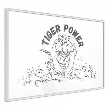 Poster - Inner Tiger