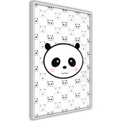 Poster - Panda and Friends
