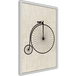 Poster - Penny-Farthing