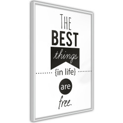 Poster - The Best Things