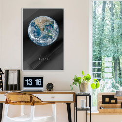 Poster - The Solar System: Earth