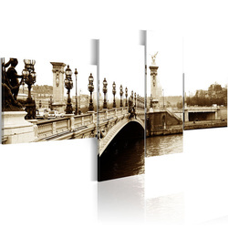 Tablou - Alexander II Bridge, Paris