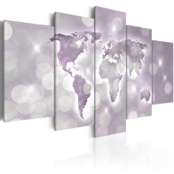 Tablou - Amethyst World