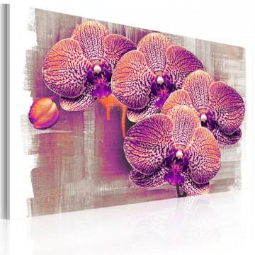 Tablou - artistic  flower