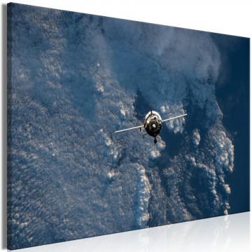 Tablou - Blue Planet (1 Part) Vertical