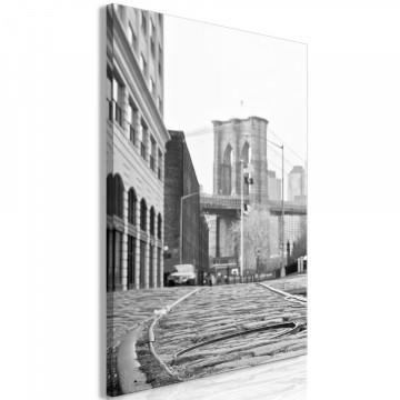 Tablou - Brooklyn Bridge (1 Part) Vertical