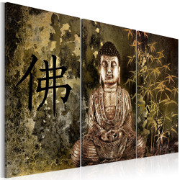 Tablou - Buddha statue