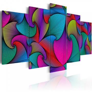 Tablou - Carousel of Colours