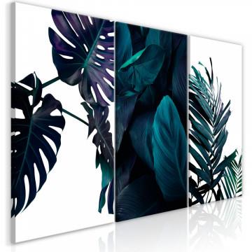 Tablou - Cold Leaves (3 Parts)