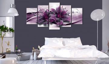 Tablou - Crini violet
