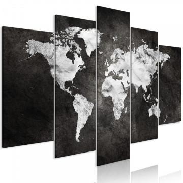 Tablou - Dark World (5 Parts) Wide