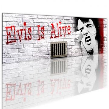 Tablou - Elvis is alive