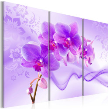 Tablou - Ethereal orchid - violet