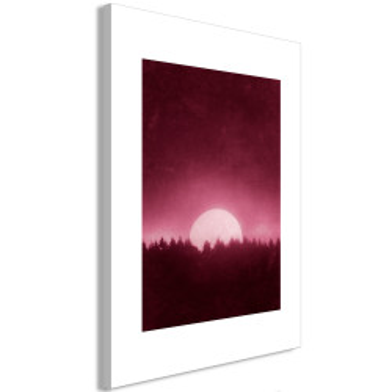 Tablou - Full Moon (1 Part) Vertical