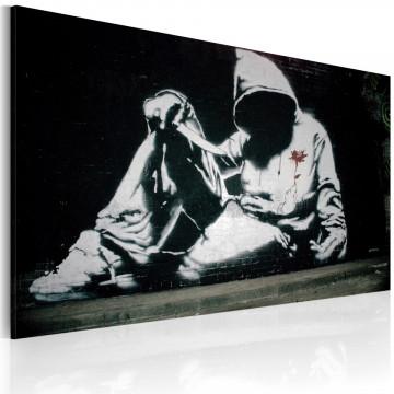 Tablou - Incognito killer (Banksy)