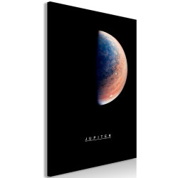 Tablou - Jupiter (1 Part) Vertical