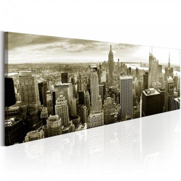 Tablou - Manhattan: Financial Paradise