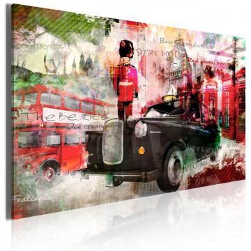 Tablou - Memories from London