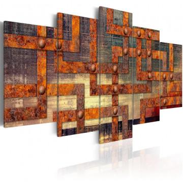 Tablou - Metal Maze
