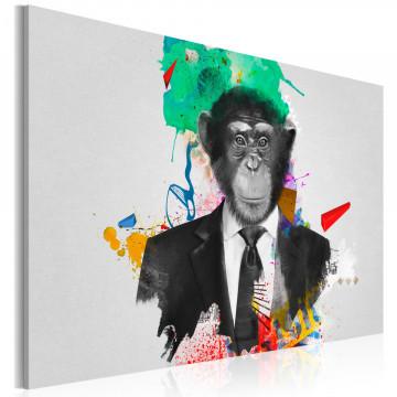 Tablou - Mr Monkey