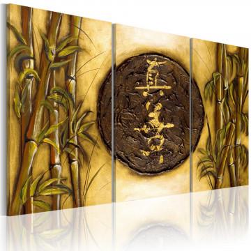 Tablou - Oriental symbol