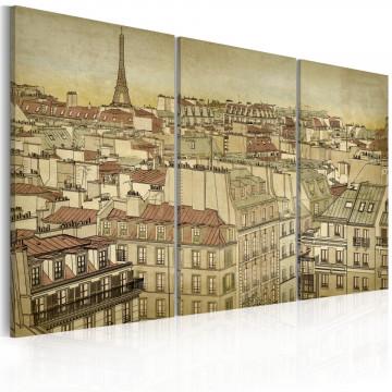Tablou - Paris - the city of harmony