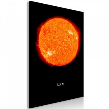 Tablou - Sun (1 Part) Vertical