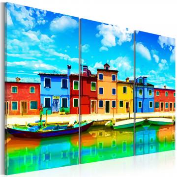Tablou - Sunny morning in Venice