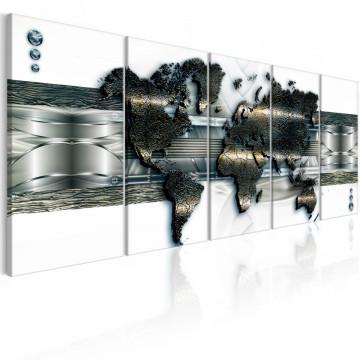 Tablou - Three-dimensional Map