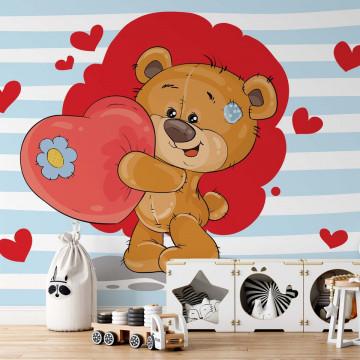The Big Heart Bears: Bradley