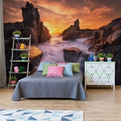 The Edge Of The World Photo Wallpaper Mural