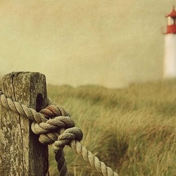 To The Lighthouse Photo Wallpaper Mural