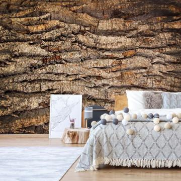 Tree Bark Texture Photo Wallpaper Wall Mural