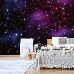 Stars Outer Space Galaxy Photo Wallpaper Wall Mural