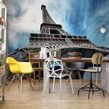 Eiffel Tower Paris Photo Wallpaper Wall Mural