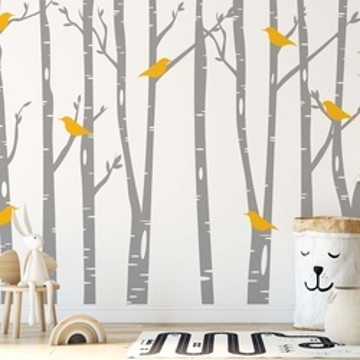 Birds & Birch
