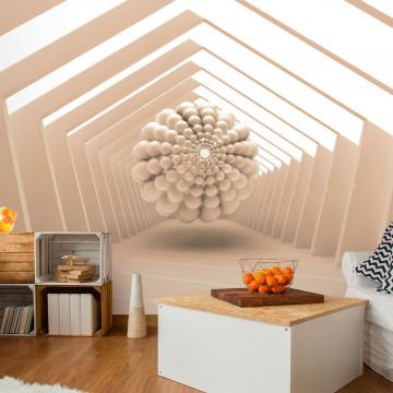 Fototapet - Abstract Corridor