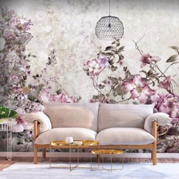 Fototapet autoadeziv - Floral Meadow