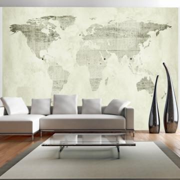 Fototapet autoadeziv - Green continents