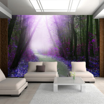 Fototapet autoadeziv - Purple path