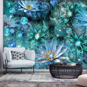 Fototapet autoadeziv - Water Lilies