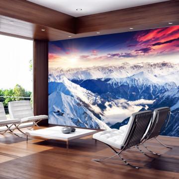 Fototapet - Magnificent Alps