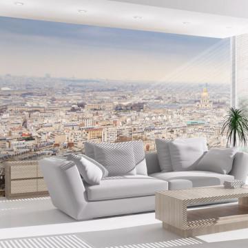 Fototapet - Paris - bird's eye view