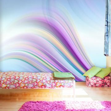 Fototapet - Rainbow abstract background
