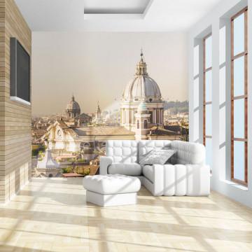 Fototapet - Rome - bird's eye view