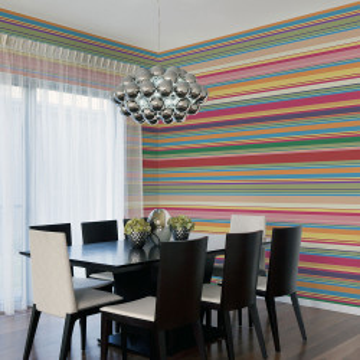 Fototapet - Subdued stripes