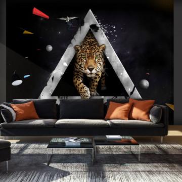 Fototapet - Wild vision of the future