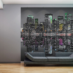 Fototapet XXL - NYC - A place where the dreams are made of