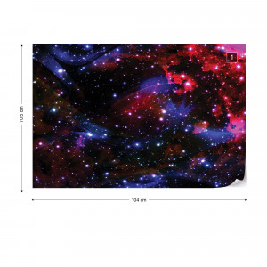 Galaxy Stars And Space Photo Wallpaper Wall Mural