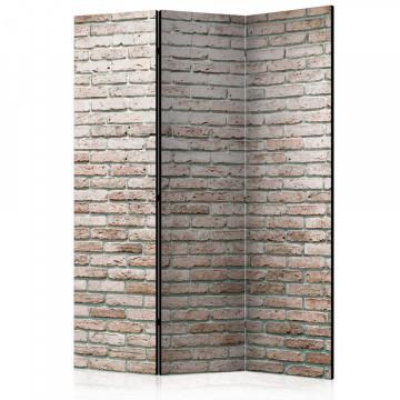 Paravan - Elegant Brick [Room Dividers]